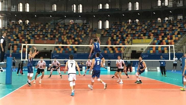 Volley: Mediterraneo Milan protagonista nella prima vittoria degli Azzurri