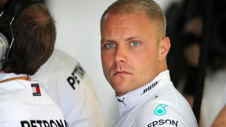 F1 Francia, Mercedes, Bottas: «Prestazione buona ma serviva più tempo»