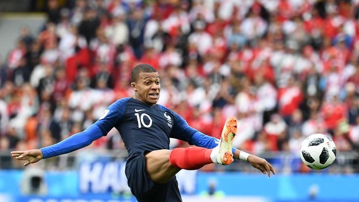Mondiali 2018, Mbappé scalza gli altri giovani nelle quote