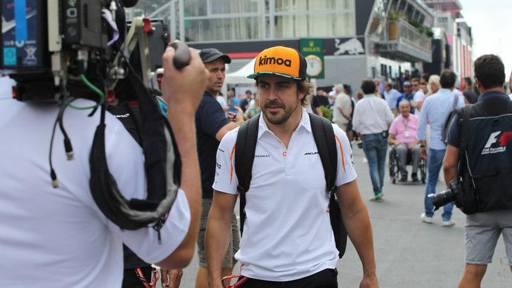 F1 McLaren, Alonso: «Abbiamo bisogno di aumentare il nostro livello»