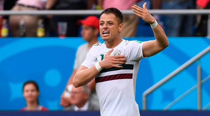 Mondiali 2018, Corea del Sud-Messico 1-2: in gol Vela e 'Chicharito'