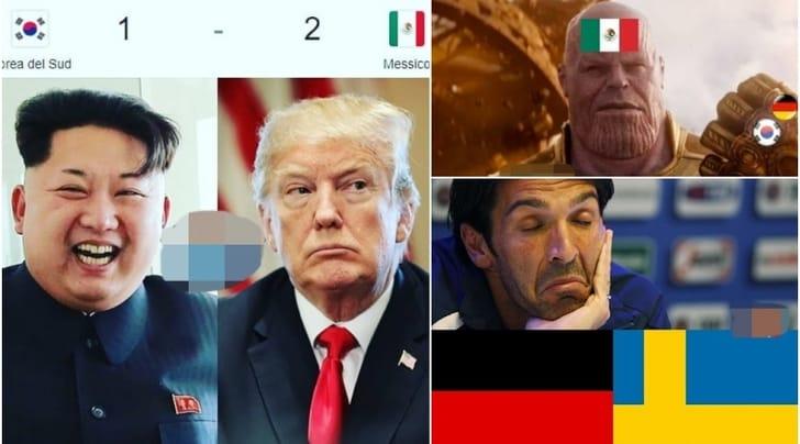 Mondiali 2018, la 10ª giornata vista dai social