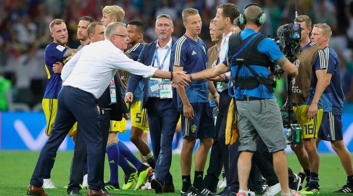 Esultanza smodata, la Germania si scusa con la Svezia