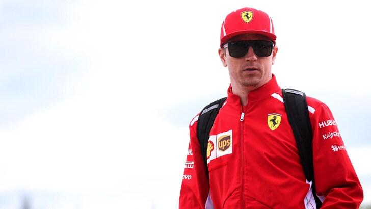 F1 Francia, Raikkonen: «Molto soddisfatto della gara in rimonta»