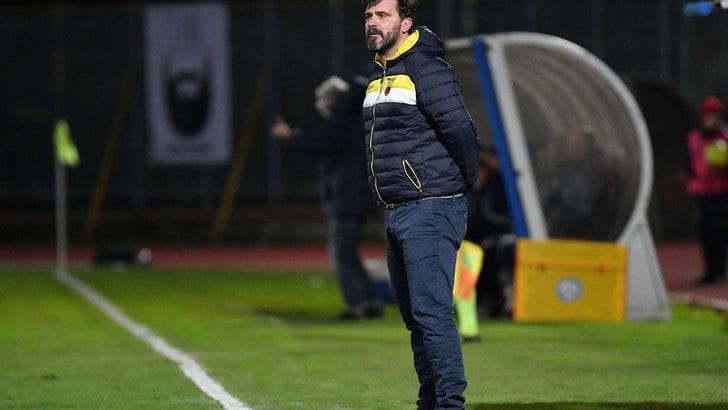 Calciomercato Pisa, D'Angelo è il nuovo allenatore