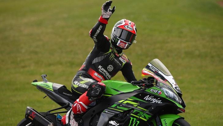 Superbike Laguna Seca: super Rea in gara 2