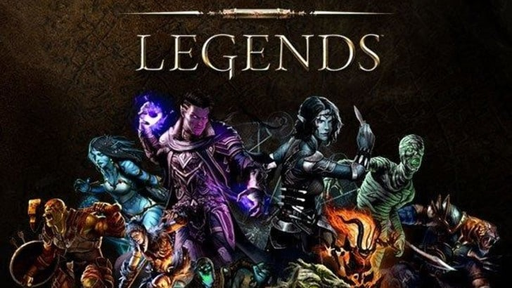 Bethesda annuncia le Masters Series di TES: Legends