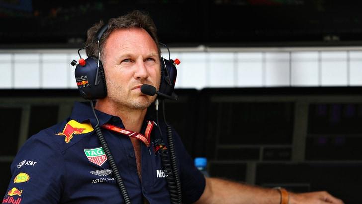 F1 Francia, Horner: «È stato un buon weekend»