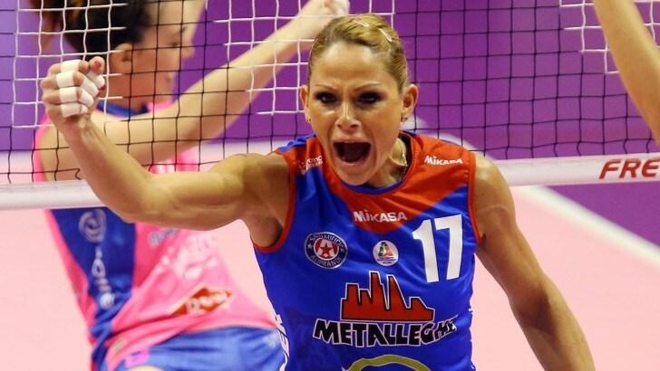 Volley A2 femminile: Simona Gioli per le ambizioni dell'Olimpia Teodora