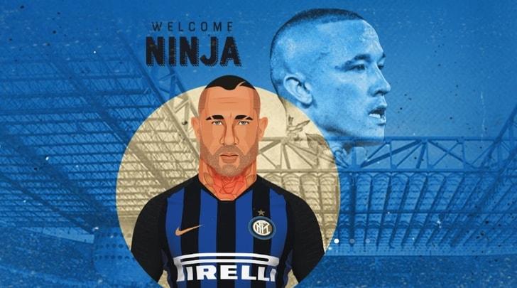 Inter, Nainggolan ufficiale: contratto fino al 2022