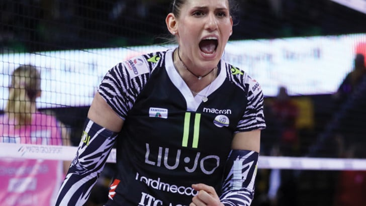 Volley A1 femminile: Camilla Mingardi è una nuova giocatrice della Zanetti Bergamo