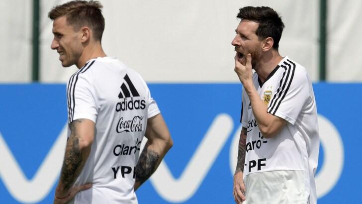 Mondiali 2018, l'Argentina agli ottavi è data a 1,60