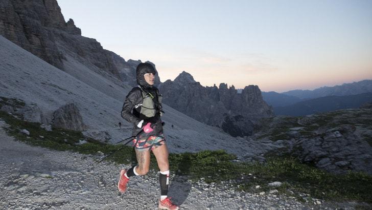 Hayden Hawks e Kelly Wolf vincono la 12ª edizione della The North Face® Lavaredo Ultra Trail.