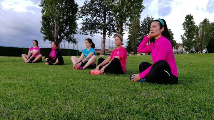 Veronamarathon presenta le 18 'Ladies Running' che si stanno già allenando