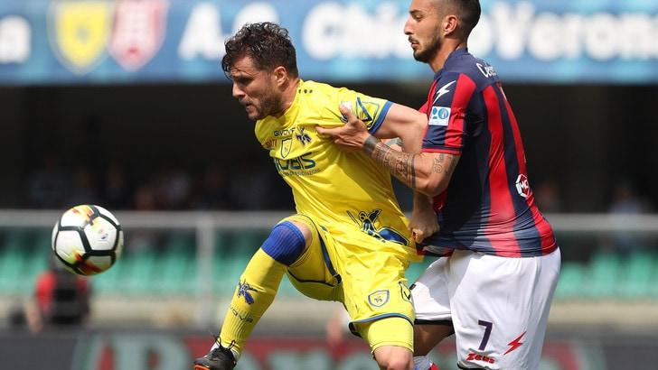 Calciomercato Chievo, prolungamento fino al 2020 per Hetemaj