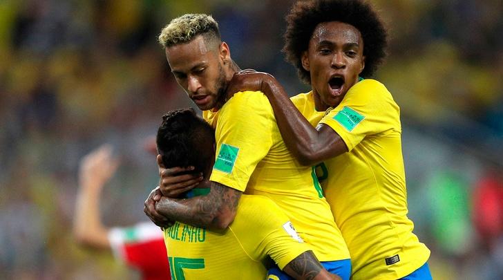 Mondiali 2018, Brasile e Svizzera volano agli ottavi di finale