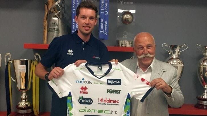Volley Superlega: Van Garderen
