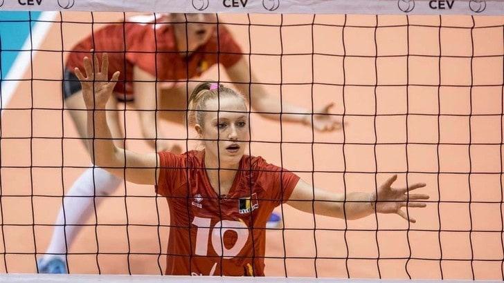 Volley A1 femminile - Lise Van Hecke ingaggiata da Cuneo