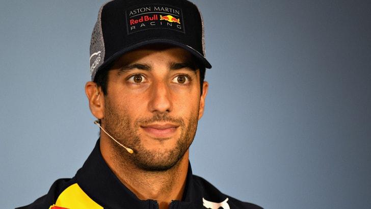 F1 Red Bull, Ricciardo: «Sono ancora in corsa per il mondiale»