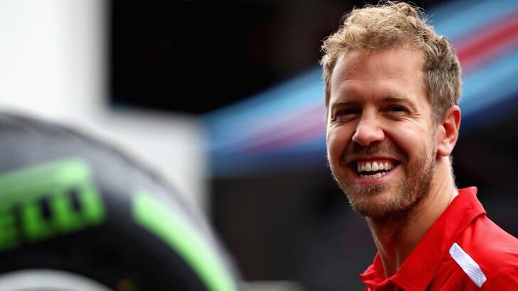 F1 Ferrari, Vettel: «Ho commesso alcuni errori, ma il cammino è lungo»