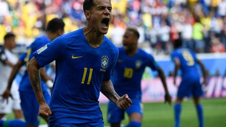 Mondiali 2018, Brasile in pole position con 4,75