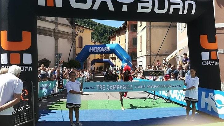 Ivars Tre Campanili Half Marathon, una domenica da record