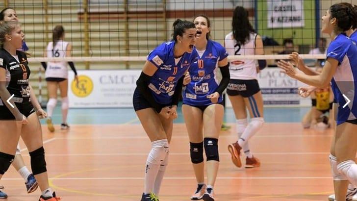 Volley A2 femminile - Karola Dhimitriadhi viene da Bolzano il nuovo martello di Martignacco