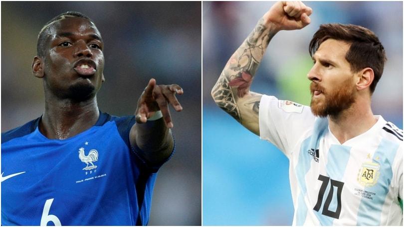 Mondiali 2018, Francia-Argentina: formazioni ufficiali, diretta dalle 16 e dove vederla in tv