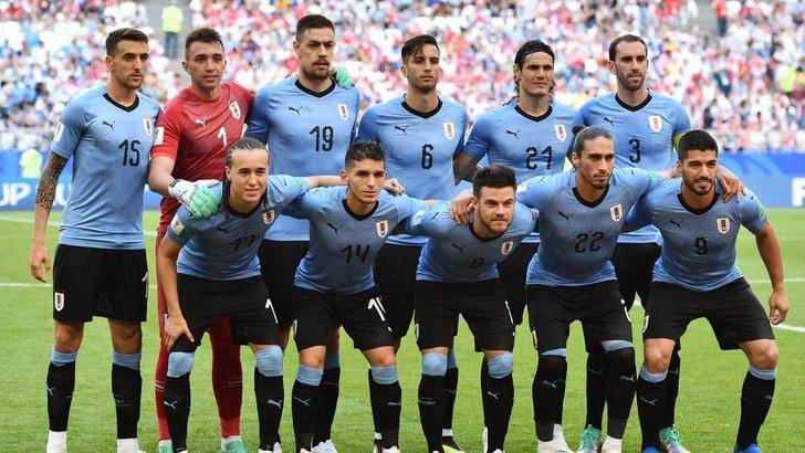 Mondiali 2018, Uruguay-Portogallo: la Celeste ai quarti vale 1,83