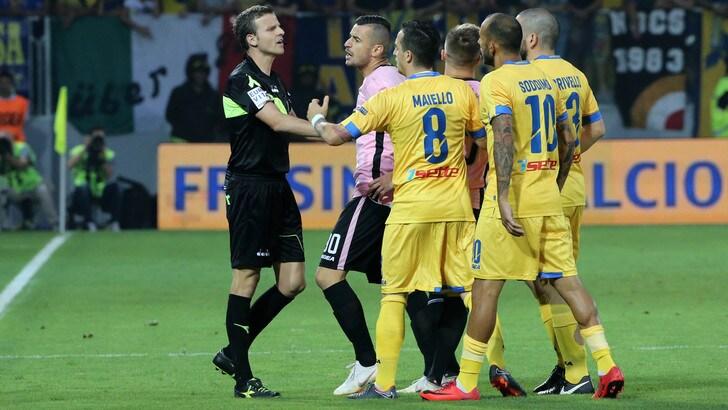 Arbitri, promossi nel Can di Serie A La Penna e Chiffi