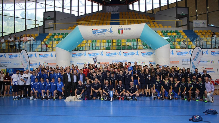 Volley Trofeo delle Regioni: trionfo storico del Lazio femminile e significativo della Lombardia maschile