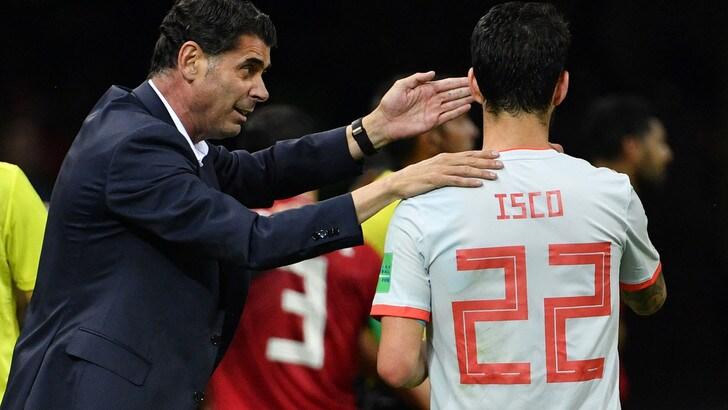 Mondiali 2018, Hierro: «La Spagna non cambierà contro la Russia»