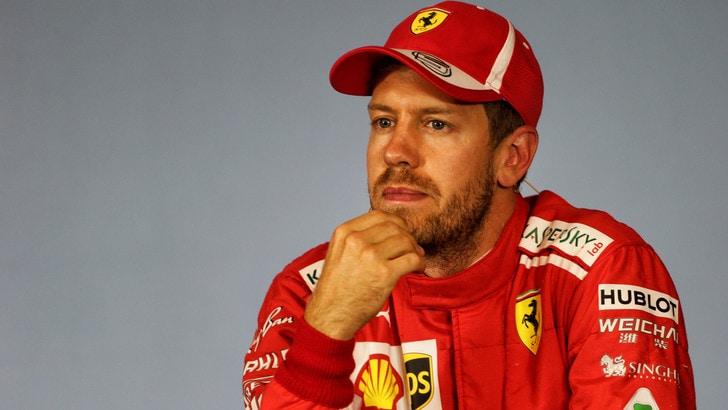 F1 Austria, Vettel penalizzato: partirà dalla sesta posizione