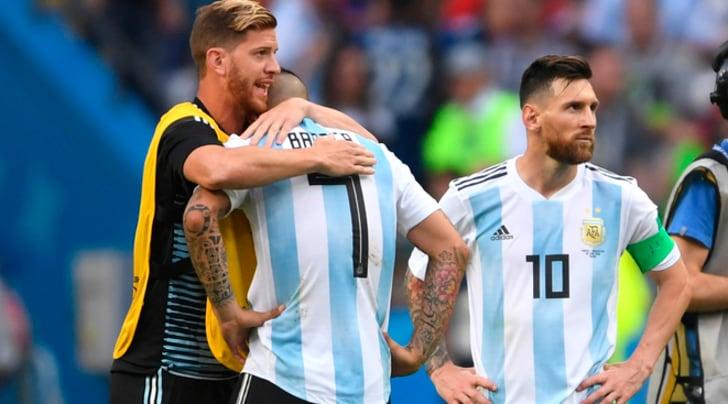 Argentina, Ansaldi difende i compagni: «Questo gruppo ci ha messo l'anima»