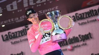 Ciclismo, il Tour de France chiude la porta a Froome