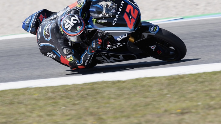 Moto2 Olanda, vittoria di Bagnaia davanti a Quartararo