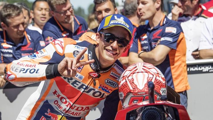 MotoGp Olanda, Marquez: «Vincere così è favoloso»