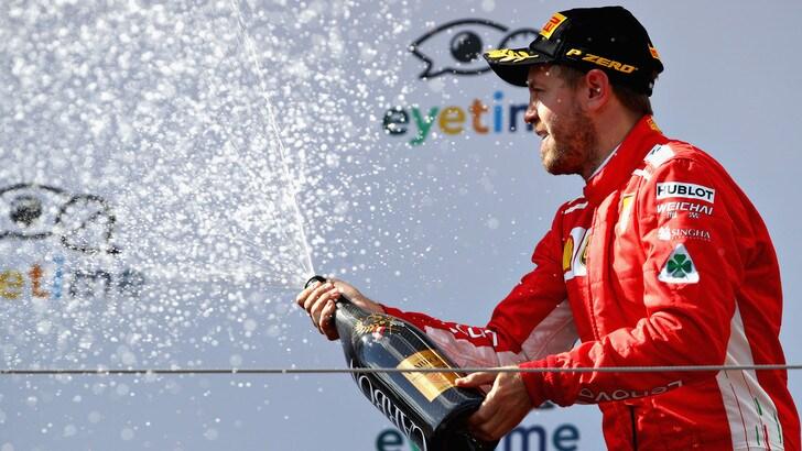 F1 Austria, Vettel sulla Ferrari: «Senza penalizzazione si poteva anche vincere»