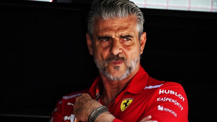 F1 Austria: Arrivabene orgoglioso delle Ferrari