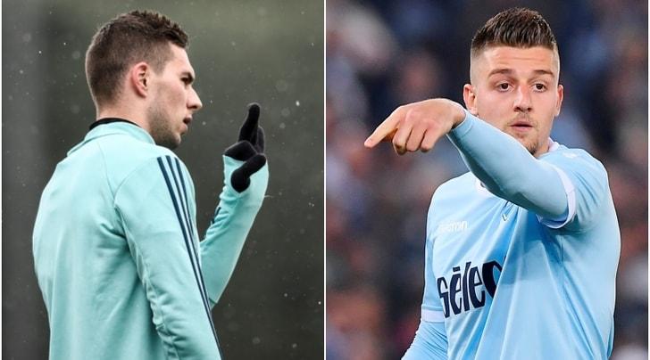 Milinkovic, resa dei conti vicina:Pjaca il jolly nel mazzo della Juventus