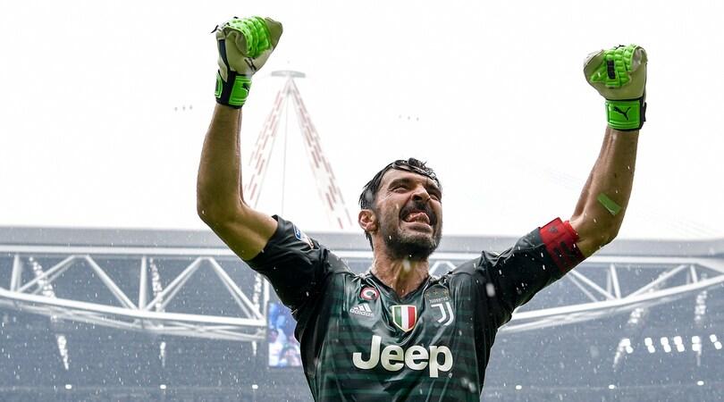 Buffon:«Juventus, occhio all'Inter. Psg? Voglio dimostrare di essere ancora forte»