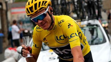 Doping, assolto Froome che ora punta il Tour de France