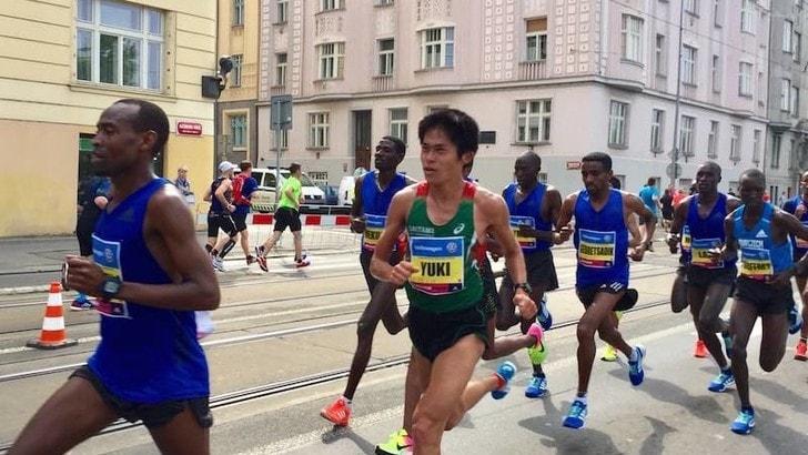 Yuki Kawauchi, vincitore della Maratona di Boston, sarà al nastro di partenza della 33^ Huawei Venice Marathon.