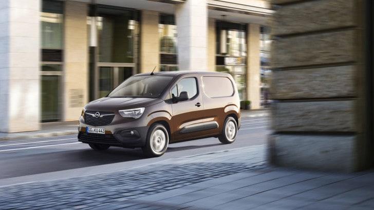 Nuovo Opel Combo Van: non un semplice commerciale