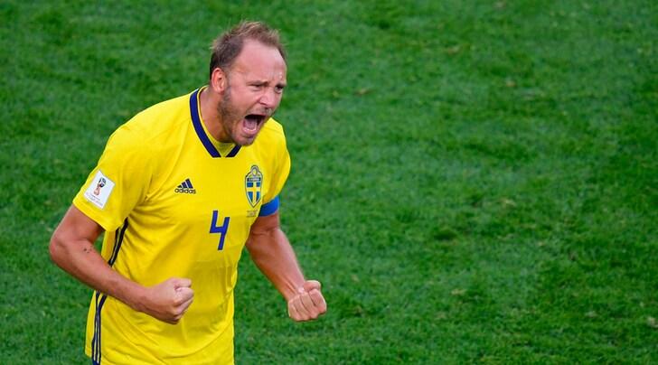 Svezia, ansia Granqvist: in arrivo la Svizzera e il secondo figlio