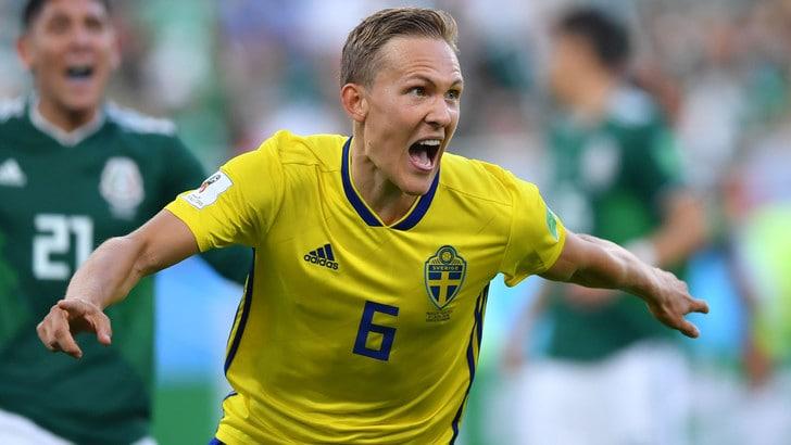 Mondiali 2018, a 2,18 l'impresa della Svezia