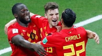 Mondiali 2018, Belgio-Giappone 3-2: decide Chadli al 94'!