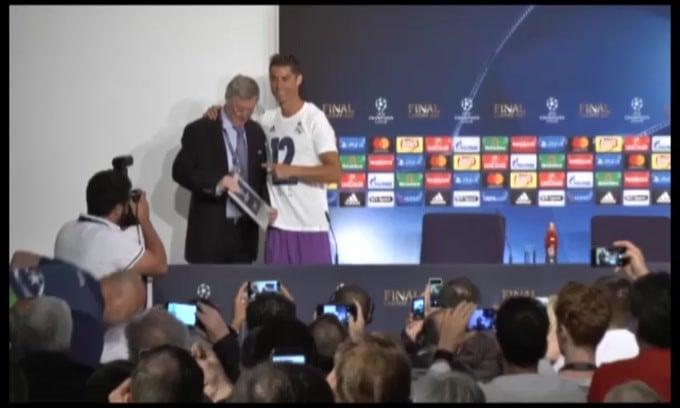 Cristiano Ronaldo, la Juve ci crede