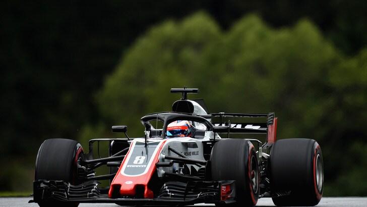 F1 Haas, grande festa per il 50° Gran Premio