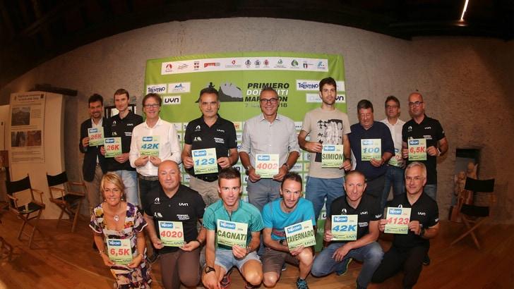 Incredibile evento la Primiero Dolomiti Marathon
